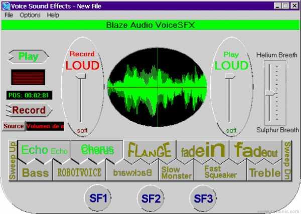 VoiceSFX