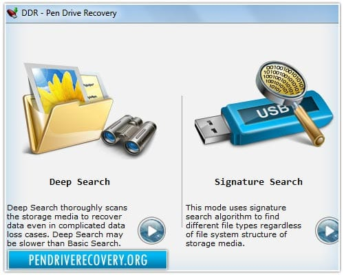 Pen Drive Data Recovery Utility