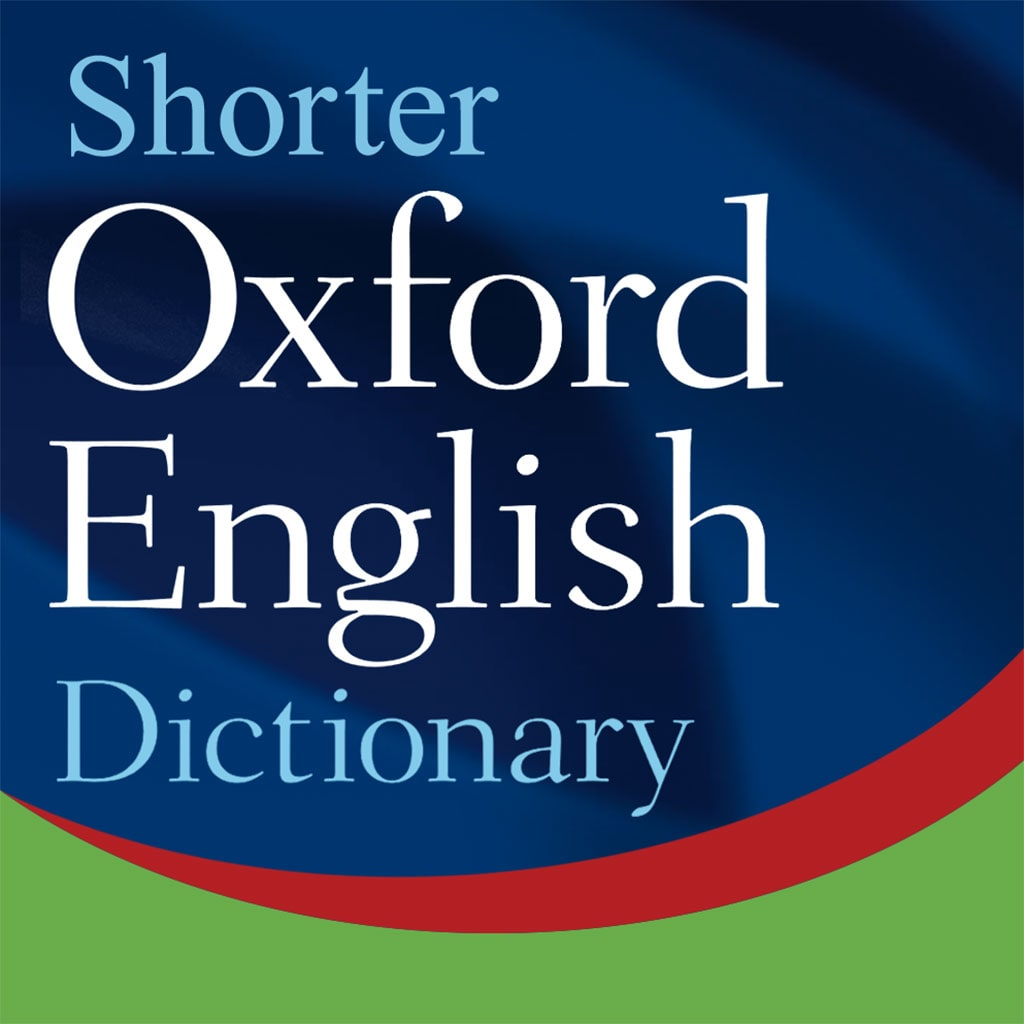 Shorter Oxford English Dictionary, 6th Edition