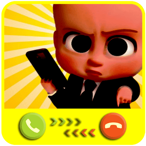 Call from Baby Boss Prank