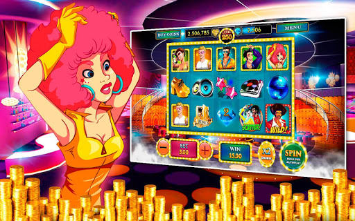 Disco Fever Vegas Slot Machine
