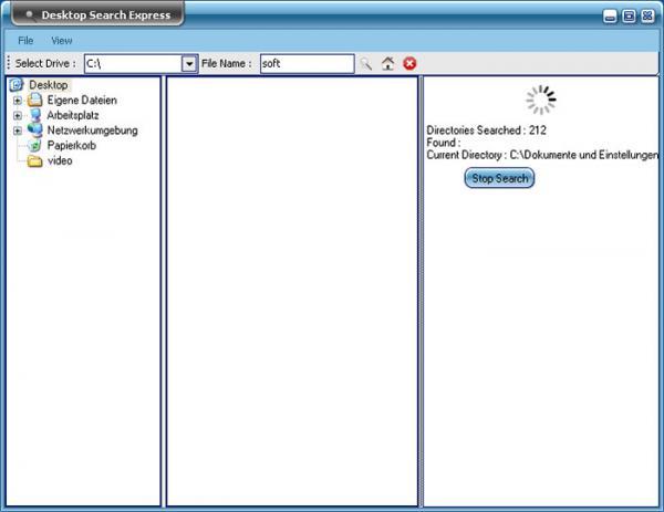 Desktop Search Express