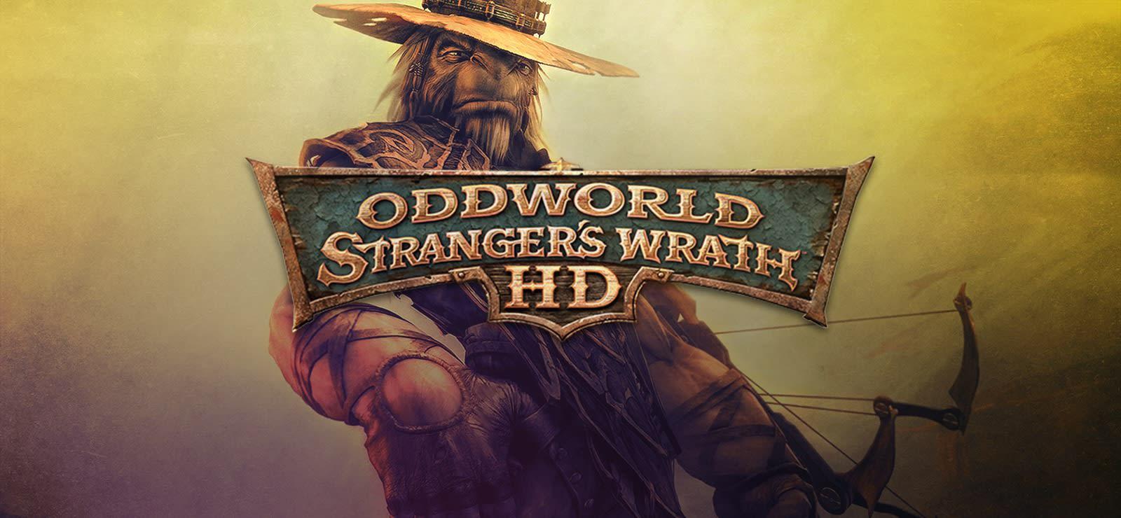 Oddworld: Stranger'S Wrath Hd varies-with-device