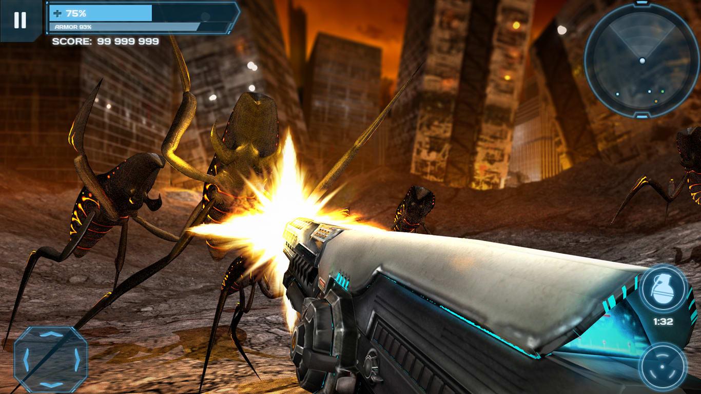 Dead Invaders: FPS War Shooter