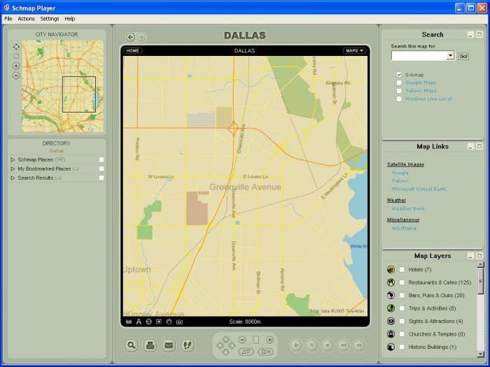 Schmap Dallas Guide