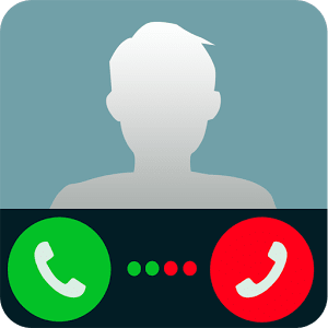 Fake Call varies-with-device