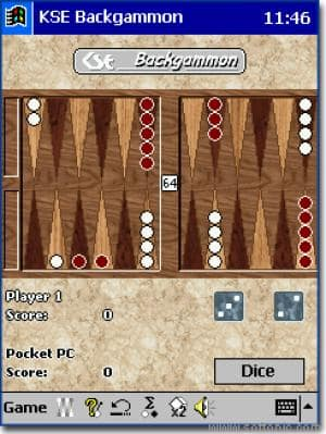 KSE Backgammon