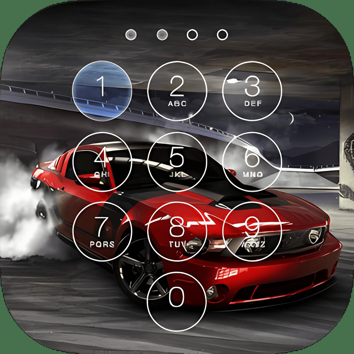 Car Lock Screen HD 1.0