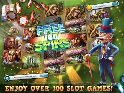 Slots™ Huuuge Casino