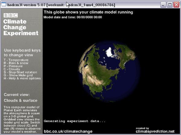 BBC Climate Change Experiment