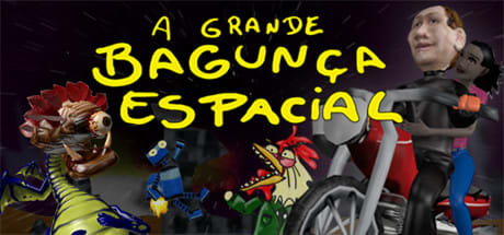 A grande bagun?ºa espacial - The big space mess