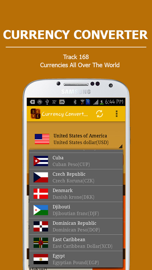 currency converter & calculate