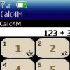 Ir para Calc4M