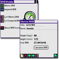 BMI Buddy