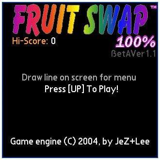 FruitSwap100%