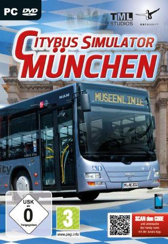 City Bus Simulator 2 München