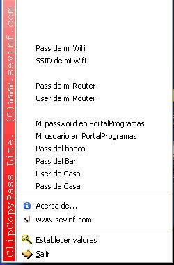 ClipCopyPass Lite