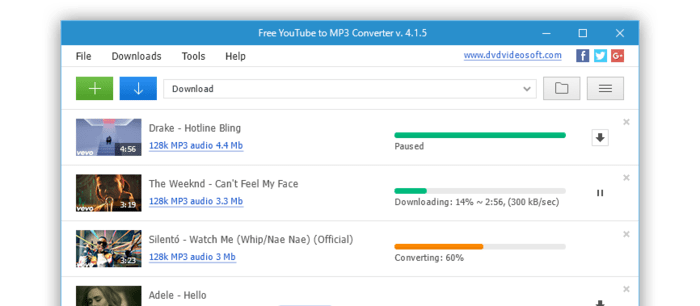 Free YT to MP3 Converter