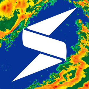 Storm Radar with NOAA Weather & Severe Warning Varies with device