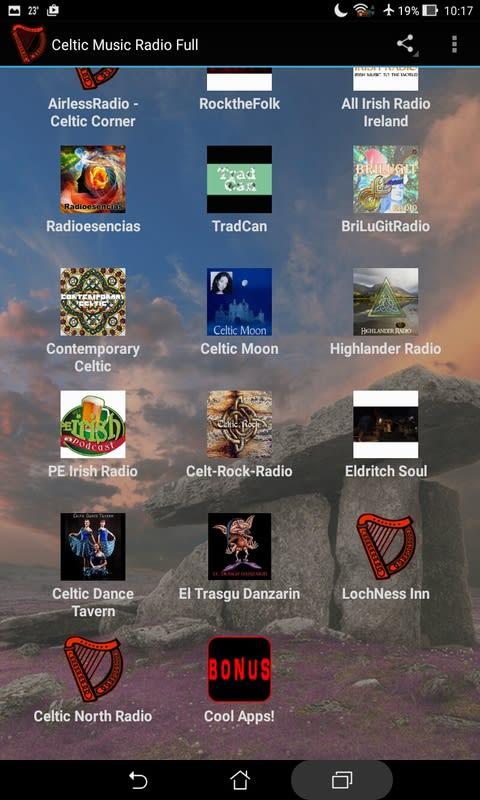 Celtic Radio Full