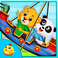 Funfair Animals For Kids