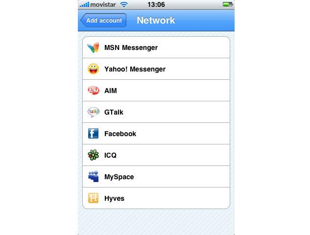 eBuddy Pro Messenger