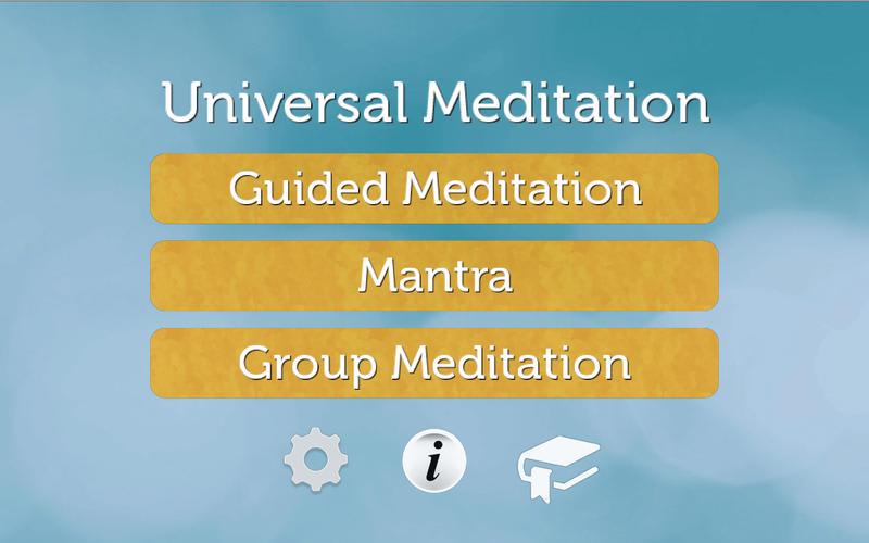 Universal: Meditation