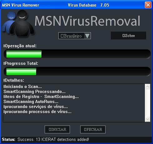 MSN Virus Remover