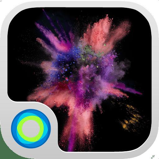 Colorful OS Hola Theme