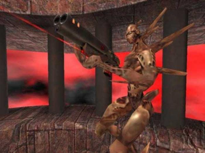 Quake III Arena X