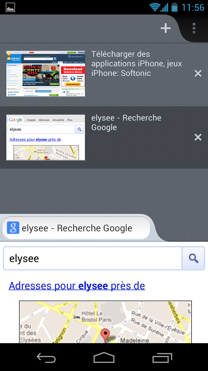 Firefox pour Android (Android) - Télécharger