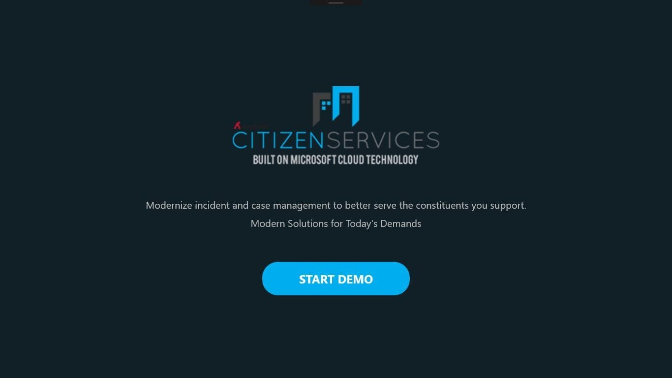 Try Citizen Services