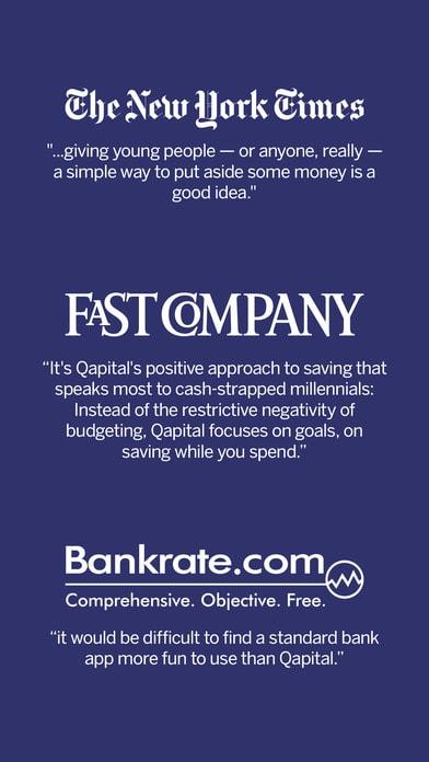 Qapital - Automate your savings