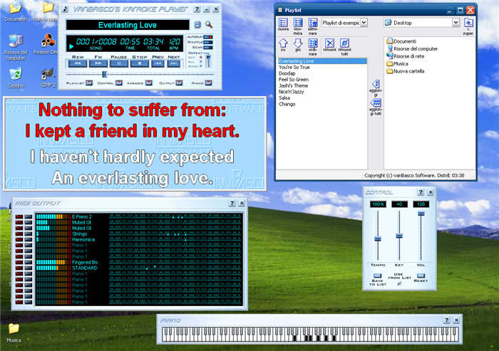Software Vanbasco Karaoke free download
