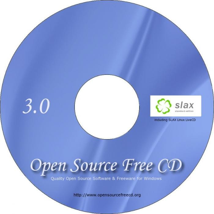 Open Source Free CD