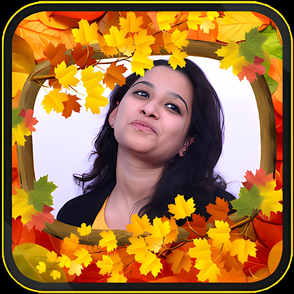 Autumn Pic Frames