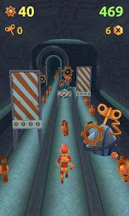 Subway Robo Run