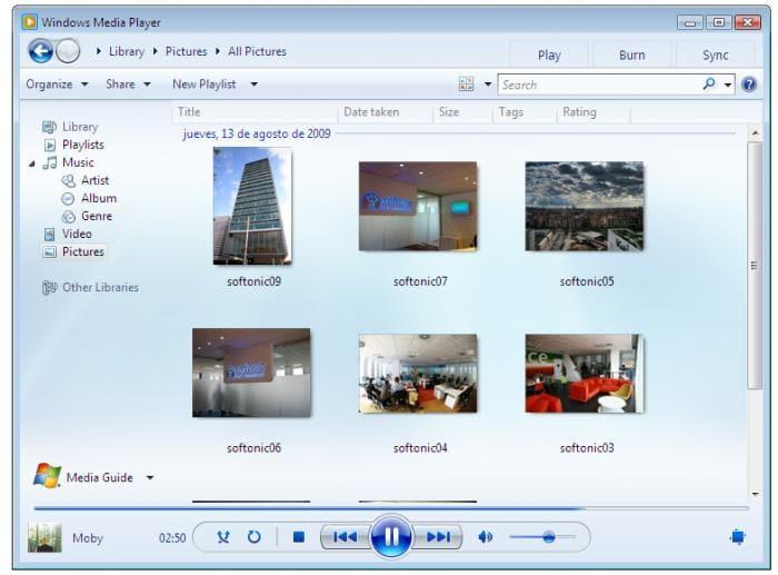 microsoft windows media player 12 ダウンロード