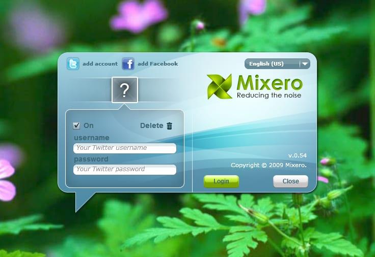 Mixero 0.57