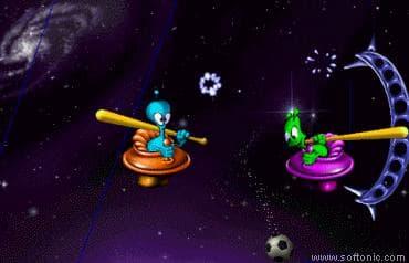 Big Alien Tournament