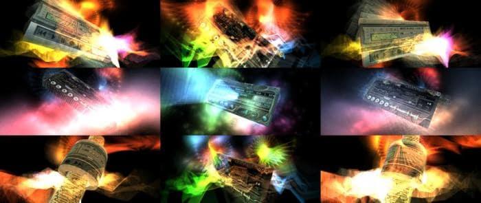 Winamp Goes 3D