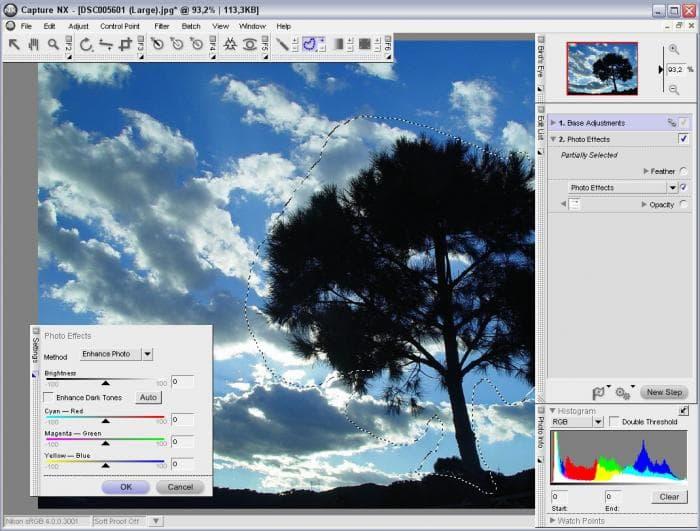 Скачать Торрент Nikon Capture Nx - фото 4