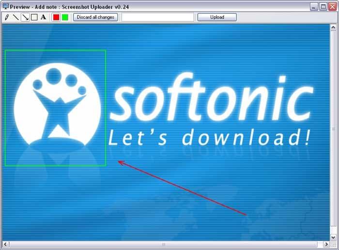Screenshot Uploader