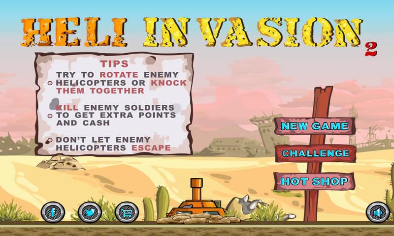 Heli Invasion 2