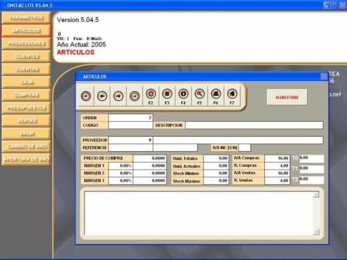 Onefac TPV Lite