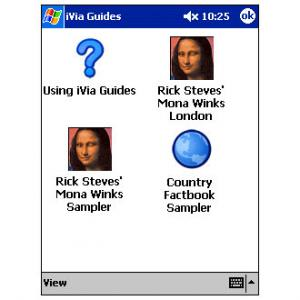 iVia Guides