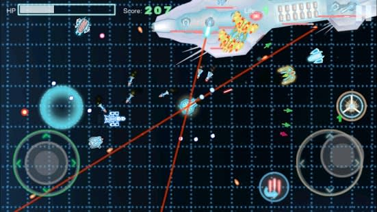 Polygon Flight : Space Combat