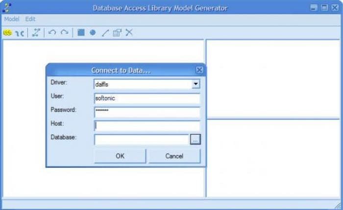 Database Access Library C++