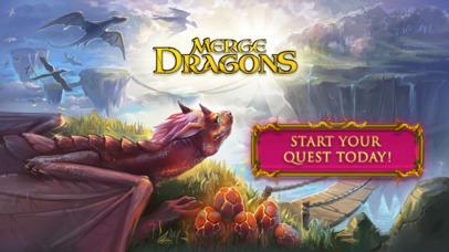 Merge Dragons!