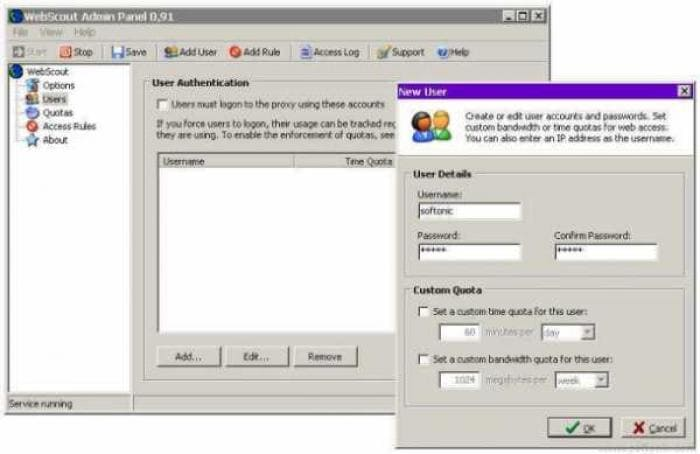 WebScout